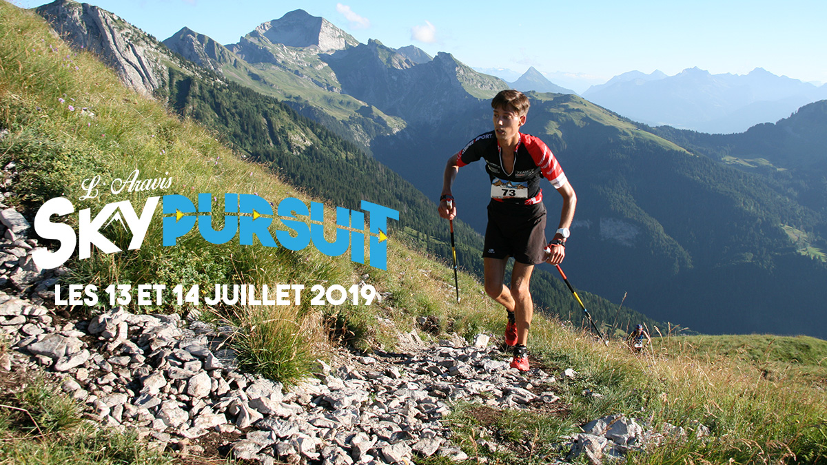 L'Aravis Sky Pursuit 2019